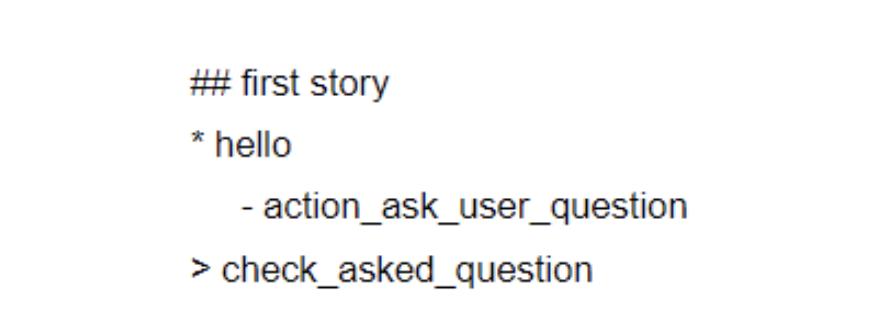 Designing Rasa training stories (from rasa blog)